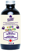 Suro Organic Elderberry Syrup For Kids 118 Ml