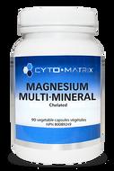 Cyto Matrix Magnesium Multi-Mineral Chelated 90 Veg Capsules