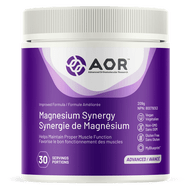 Aor Magnesium Synergy Powder 250 g