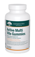 Genestra Active Multi Vite Gummies 100's
