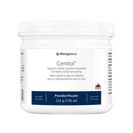 Metagenics Cenitol 222 grams