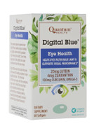 Quantum Health Digital Blue (Eye Health) 60 Softgels