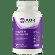 AOR Curcumin 95 - 90 Veg Capsules