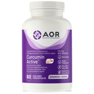 AOR Curcumin Active 60 Capsules