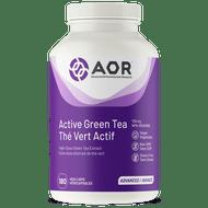 AOR Active Green Tea 90 Veg Capsules
