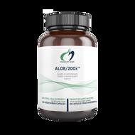 Designs for Health Aloe/200x 60 Capsules
