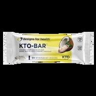 Designs for Health KTO Bar 55g - Case