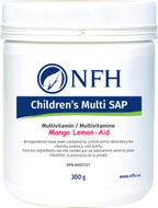 NFH Children's Multi SAP Mango Lamon Aid 300 Grams