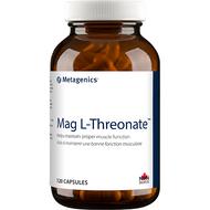 Metagenics Mag L-Threonate 120 Capsules