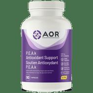 Aor P.E.A.k Antioxidant Support 90 Capsules