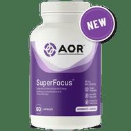 Aor SuperFocus 60 Capsules