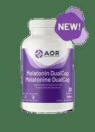 Aor Melatonin DualCap 30 Capsules