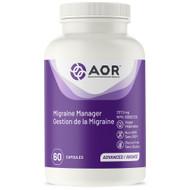 Aor Migraine Manager 60 Capsules