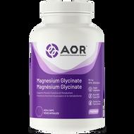 Aor Magnesium Glycinate 180 Veg Capsules