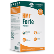 Genestra HMF Forte Probiotic (Shelf Stable) 50 Veg Capsules
