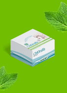 Land Art ChlOralfa Breath Freshener - Mint 16 x 20ml