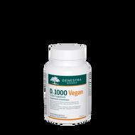 Genestra D3 1000 Vegan 90 Veg Capsules