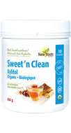 New Roots Sweet 'n Clean Xylitol Organic 454 g