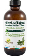 New Roots Olive Leaf Extract AntioxidantPeppermint Flavour 250ml
