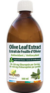 New Roots Olive Leaf Extract AntioxidantPeppermint Flavour 500ml