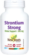 New Roots Strontium Strong Osteo Support 120 Capsules