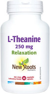 New Roots L-Theanine 250 mg 60  Capsules
