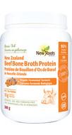 New Roots Beef Bone Broth Protein + Organic Fermented Turmeric 300 g