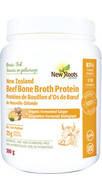 New Roots Beef Bone Broth Protein + Organic Fermented Ginger 300 g
