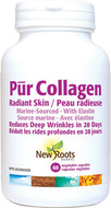 New Roots Pūr Collagen Radiant Skin 60 Capsules