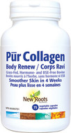 New Roots Pūr Collagen Body Renew 72 Capsules