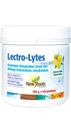 New Roots Lectro-Lytes Lemon‑LimeElectrolyte Rehydration Drink Mix 192g