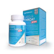 BLIS Probiotics Ears&Throat for Kids with BLIS K12 48g