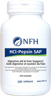NFH HCl‑Pepsin SAP 120  Capsules