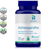 Biomed Ashwagandha 120 Capsules