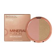 Mineral Fusion Blush Bronzer Duo 8g
