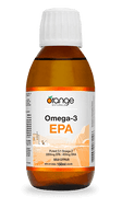 Orange Naturals Omega-3 EPA Goji Citrus Liquid 150ml