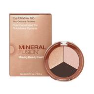 Mineral Fusion Eye Shadow Trio Espresso Gold 2g