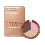 Mineral Fusion Eye Shadow Trio Diversity 3g
