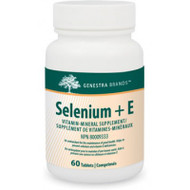 Genestra Selenium Plus E 60 Tablets (6734)