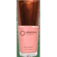 Mineral Fusion Nail Polish Pink Petals 10ml