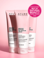 Acure Seriously Soothing 24hr Moisture Lotion 236.5ml