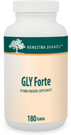Genestra GLY Forte 180 Tablets