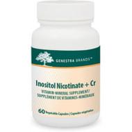 Genestra Inositol Nicotinate + Cr 60 Veg Capsules (4406)