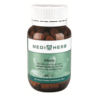 MediHerb Bilberry 6000 mg 60 Tablets