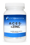 Cyto Matrix ACES Plus ZINC 60 Veg Capsules