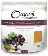 Organic Traditions Maca X-6 Powder 6:1 - 150 grams