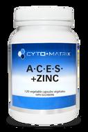 Cyto Matrix ACES + ZINC 120 Veg Capsules