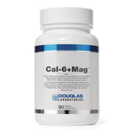 Douglas Laboratories Cal 6 + Mg 90 Tablets
