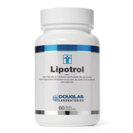 Douglas Laboratories Lipotrol 60 Tablets