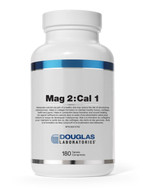 Douglas Laboratories Mag 2 Cal 1 - 180 Tablets